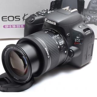 キヤノン(Canon)の❤️最新機種❤️キャノン EOS Kiss X9 レンズキット(デジタル一眼)