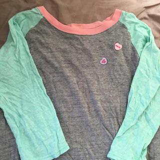ケイティー(Katie)のKatie ラグランTシャツ(Tシャツ(長袖/七分))