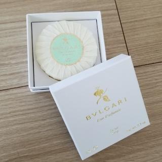 ブルガリ(BVLGARI)の新品☆ブルガリパヒューム石鹸150g大判(ボディソープ / 石鹸)