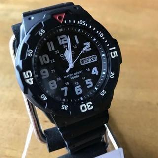 カシオ(CASIO)の新品✨カシオ CASIO ダイバールック 腕時計 MRW-200H-1B(腕時計(アナログ))