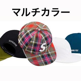 シュプリーム(Supreme)のsupreme gore tex S logo 6 Panel cap(キャップ)