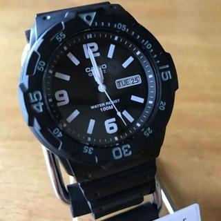 カシオ(CASIO)の新品✨カシオ CASIO ダイバールック 腕時計 MRW-200H-1B2(腕時計(アナログ))
