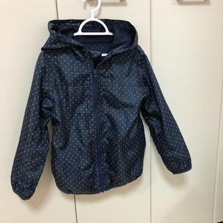 ムジルシリョウヒン(MUJI (無印良品))のナイロンジャケット サイズ120(ジャケット/上着)