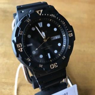 カシオ(CASIO)の新品✨カシオ CASIO ダイバールック 腕時計 MRW-200H-1E(腕時計(アナログ))