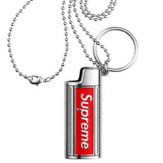 シュプリーム(Supreme)のsupreme lighter ネックレス(ネックレス)