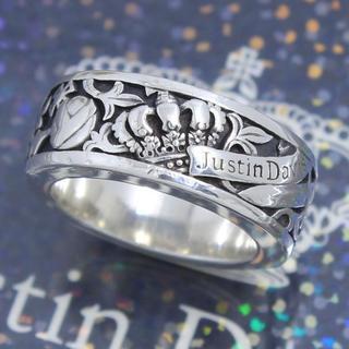 ジャスティンデイビス(Justin Davis)のジャスティンデイビス 9号 ホーリーサクラメントリング 定番 人気(リング(指輪))