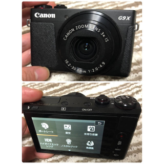キヤノン(Canon)のCanon  PowerShot G9X デジタルカメラ(コンパクトデジタルカメラ)
