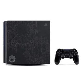 プレイステーション4(PlayStation4)の送料込み プレステ4 キングダムハーツIII(家庭用ゲーム本体)