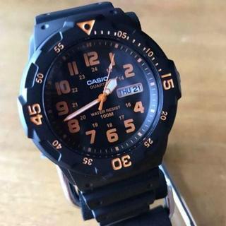 カシオ(CASIO)の新品✨カシオ CASIO ダイバールック 腕時計 MRW-200H-4B(腕時計(アナログ))
