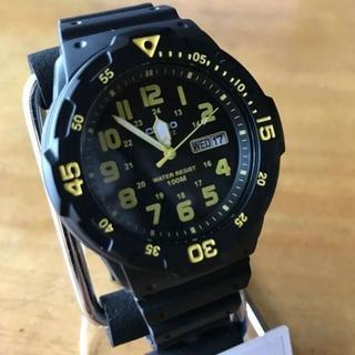 カシオ(CASIO)の新品✨カシオ CASIO ダイバールック 腕時計 MRW-200H-9B(腕時計(アナログ))