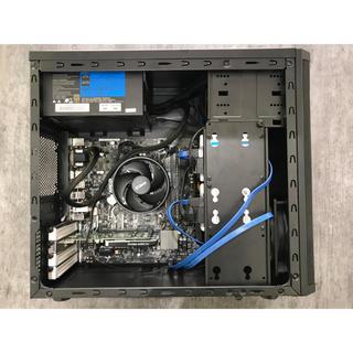 クアドロ(QUADRO)のデスクトップPC Ryzen7 1700 shin2600様取置き(デスクトップ型PC)