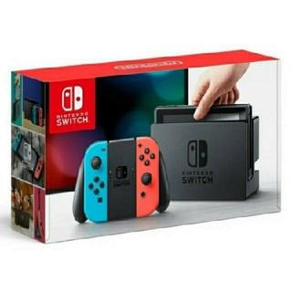 ニンテンドースイッチ(Nintendo Switch)のニンテンドー スイッチ 3台(家庭用ゲーム本体)
