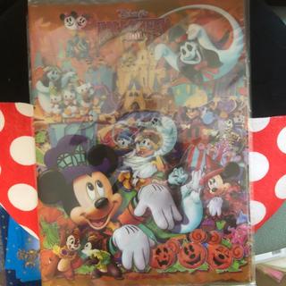ディズニー(Disney)のディズニーランド ハロウィン ファイル 2011(キャラクターグッズ)