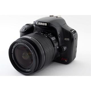 キヤノン(Canon)の★Wi-Fiらくらく転送★簡単操作★Canon kiss x2(デジタル一眼)