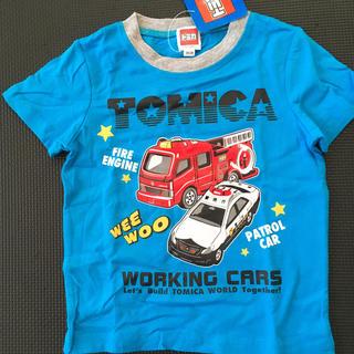 トミカ半袖Tシャツ size95(Tシャツ/カットソー)