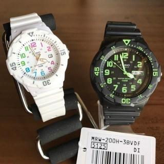 カシオ(CASIO)のペアセット✨カシオ CASIO レディース 腕時計 LRW200H-7B 3B(腕時計(アナログ))