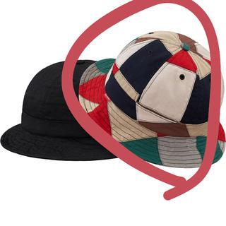 シュプリーム(Supreme)のSupreme patchwork bell hat マルチカラー(ハット)