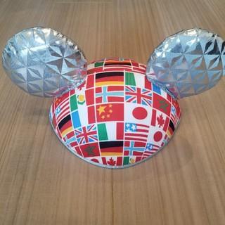 ディズニー(Disney)のエプコット イヤーハット 海外 ディズニー ウォルトディズニーワールド(キャラクターグッズ)