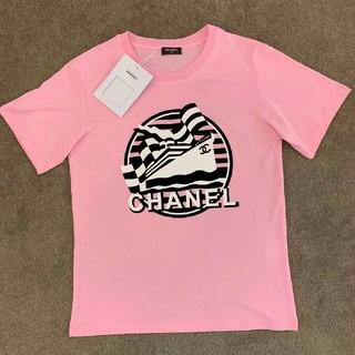シャネル(CHANEL)のシャネル Tシャツ S(Tシャツ(半袖/袖なし))