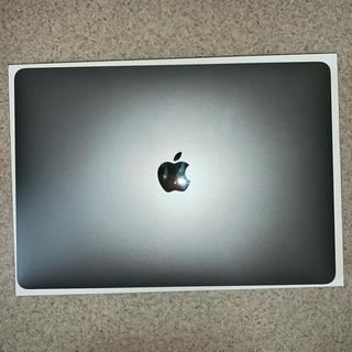アップル(Apple)のほぼ新品 MacBook Air 2018 13 スペースグレイ(ノートPC)