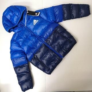 アディダス(adidas)のadidas フード付きジャケット 130(ジャケット/上着)