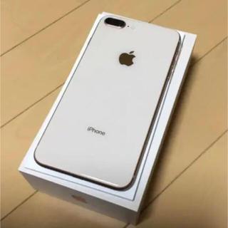 iPhone 8 Plus Gold SIMフリー コメントください