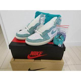 ナイキ(NIKE)のAIR JORDAN 1 RETRO HIGH OG TURBO GREEN(スニーカー)