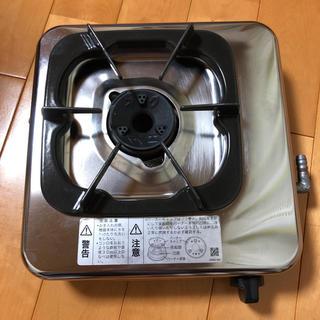リンナイ(Rinnai)のリンナイ LPガス専用ガスコンロ 取説付き(調理機器)