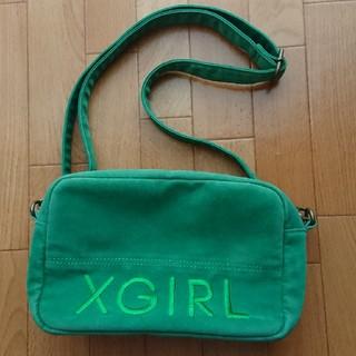 エックスガール(X-girl)のx-girl バック(ショルダーバッグ)