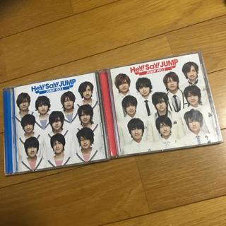 ヘイセイジャンプ(Hey! Say! JUMP)のhey say jump アルバム(アイドルグッズ)