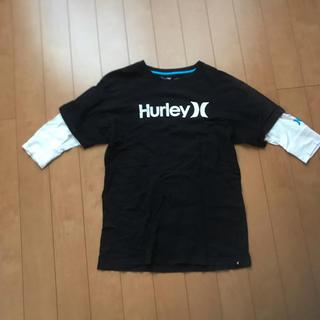 ハーレー(Hurley)のHurley Tシャツ  7部丈 サイズM(Tシャツ/カットソー(七分/長袖))