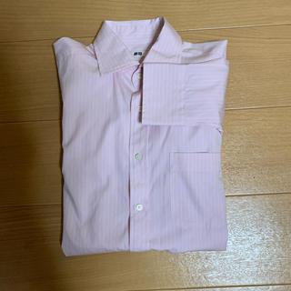 ユニクロ(UNIQLO)のUNIQLO メンズ ワイシャツ(シャツ)