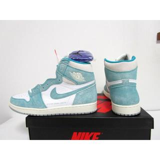 ナイキ(NIKE)のNIKE AIR JORDAN 1 OG TURBO GREEN 28cm(スニーカー)