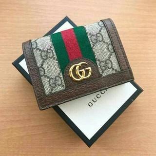 グッチ(Gucci)のグッチ GUCCI 正規品 折財布(折り財布)