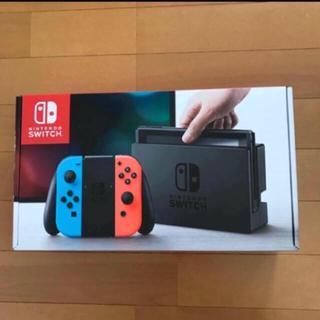 ニンテンドースイッチ(Nintendo Switch)のNintendo Switch ネオン ニンテンドー  スイッチ 新品 未開封(家庭用ゲーム本体)