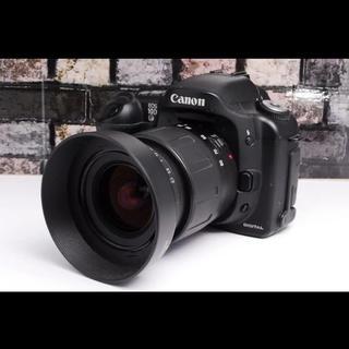 キヤノン(Canon)の★可愛いフォルム&簡単操作★Canon EOS 10D レンズセット(デジタル一眼)