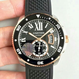 カルティエ(Cartier)のカリブル ドゥ カルティエ RG ベゼル 1:1BEST(腕時計(アナログ))