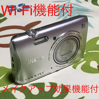 ニコン(Nikon)の☆美品Nikon COOLPIX(コンパクトデジタルカメラ)