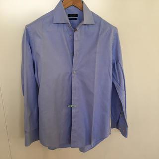 ザラ(ZARA)のZARA men's ワイドカラーシャツ(シャツ)