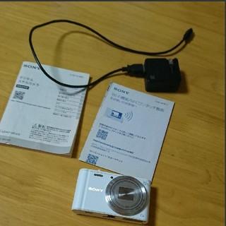 ソニー(SONY)のデジカメ SONY DSC-WX350(コンパクトデジタルカメラ)