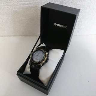 ジーショック(G-SHOCK)のgshock gショック カシオ g-7700g ゴールド 腕時計 デジタル(腕時計(デジタル))