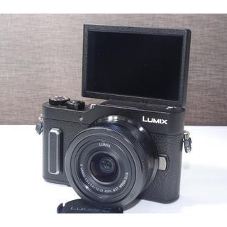 パナソニック(Panasonic)の【高画素 4K対応 WiFi搭載】パナソニック LUMIX GF90 ブラック(ミラーレス一眼)