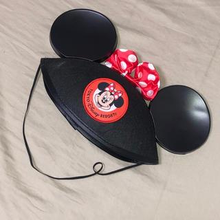 ディズニー(Disney)のミニーちゃん イヤーハット(カチューシャ)