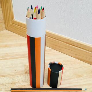 マークバイマークジェイコブス(MARC BY MARC JACOBS)のMARC BY MARC  JACOBS 限定色鉛筆(色鉛筆)