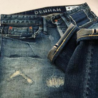 デンハム(DENHAM)の‼️RED Japan artisan シリアルNo付 限定230本(デニム/ジーンズ)