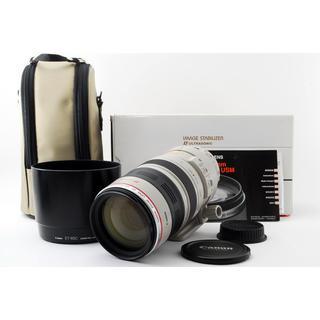 キヤノン(Canon)の★人気白レンズ★Canon キャノン EF 100-400mm F4.5-5.6(レンズ(ズーム))