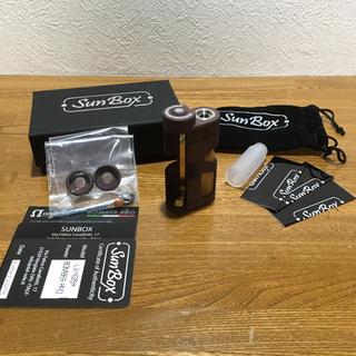 sunbox LV-426+新品未使用(タバコグッズ)