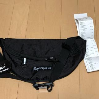 シュプリーム(Supreme)のSupreme waist bag 黒(その他)