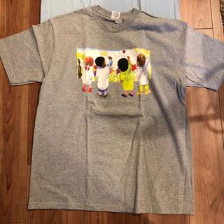 シュプリーム(Supreme)のsupreme 19SS Kids Tee グレー L サイズ(Tシャツ/カットソー(半袖/袖なし))