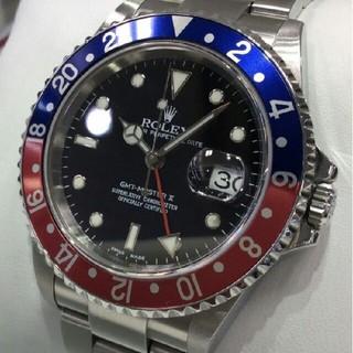 新品未使用ロレックス116719BLRO  GMTマスターII(新品) (腕時計(アナログ))
